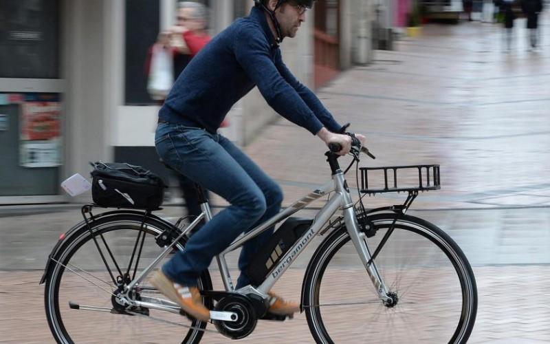 La ville vous aide à acquérir un vélo électrique