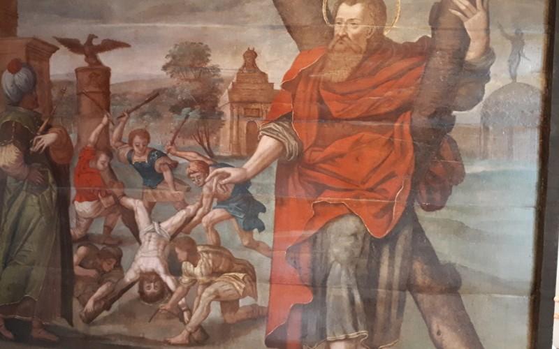 Ifs retrouve un tableau vieux de 400 ans !